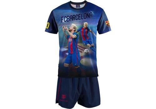 Messi T-shirt/short barcelona Messi (KYM7E)