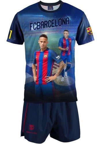 FC Barcelona T-shirt/short barcelona Neymar (KYN7E)