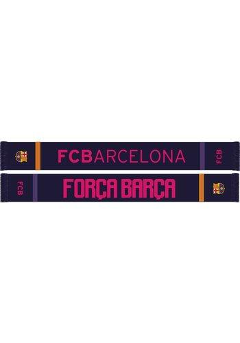 FC Barcelona Sjaal barcelona blauw/roze (5004BUD12)