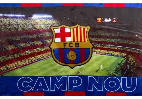 FC Barcelona Vlag barcelona groot 100x150 cm stadion (5004BAC15)