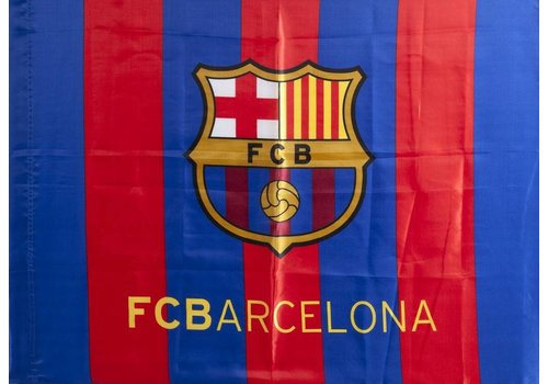 FC Barcelona Vlag barcelona groot 100x150 cm stripes (5004BAV1)
