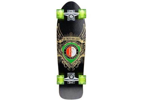 Feyenoord Skateboard Osprey groen feyenoord 71 cm/ABEC9