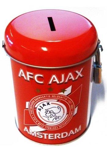 AJAX  Spaarpot ajax rood AFC