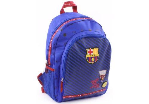 FC Barcelona Rugzak barcelona: 34x27x10 cm (490-8120)