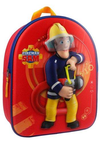 Brandweerman Sam Rugzak Brandweerman Sam 3d: 31x25x10 cm (900-7641)