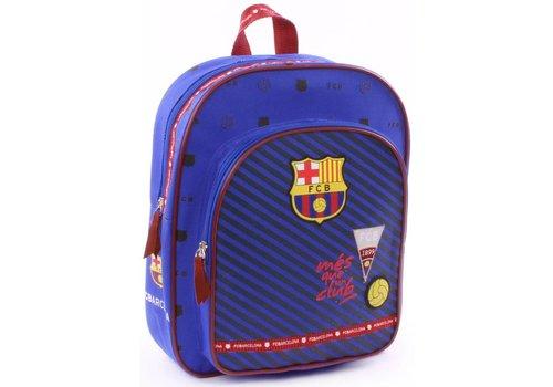 FC Barcelona Rugzak barcelona: 31x25x10 cm (490-8121)