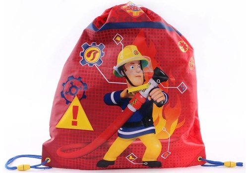 Brandweerman Sam Zwemtas Brandweerman Sam: 44x37 cm (900-8010)