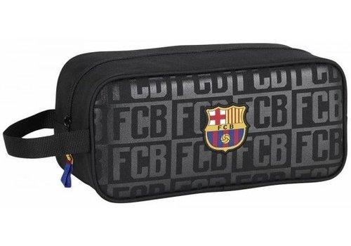 FC Barcelona Schoenentas barcelona zwart: 34x15x14 cm (811725194)