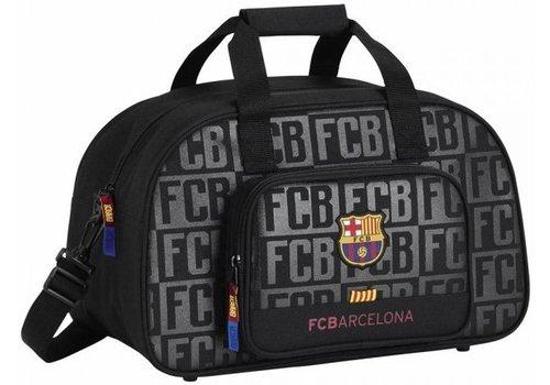 FC Barcelona Sporttas barcelona zwart: 40x25x23 cm (711725273)