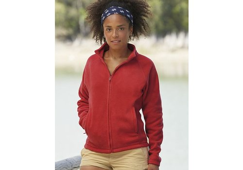 Fruit of the Loom Outdoor Fleece vest women
