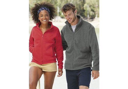 Fruit of the Loom Outdoor Fleece vest 2 pack