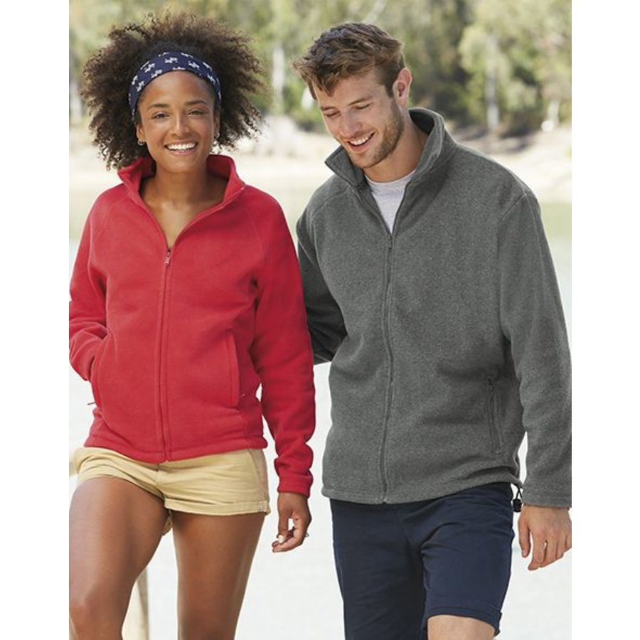 Outdoor fleece vest 2 pack