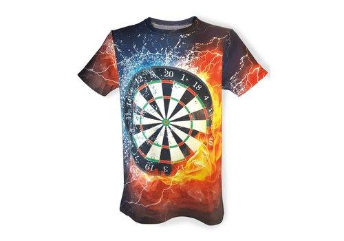 Reactive Printed T shirt