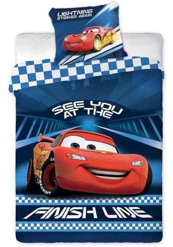 Cars Dekbed Cars ledikant: 100x135/40x60 cm
