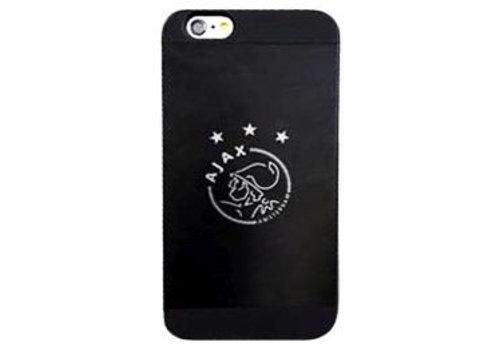 Ajax  Iphone 6/7 cover ajax zwart aluminium