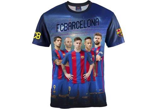 FC Barcelona T-shirt barcelona spelers (CFI7E)