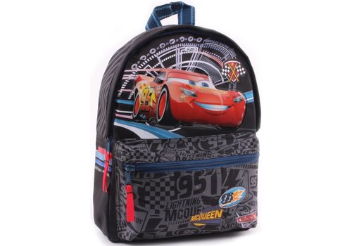 Cars Rugzak Cars 3 Fast Lightning: 31x23x9 cm (760-7911)