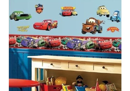 Cars Muursticker Cars RoomMates (RMK1520SCS)