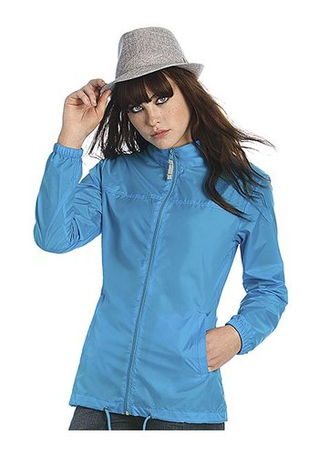 B & C Collection windbreaker Sirocco dames