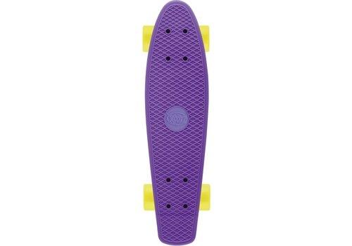 Osprey Skateboard Osprey/Xootz single: paars 56 cm/ABEC5 (TY5720)