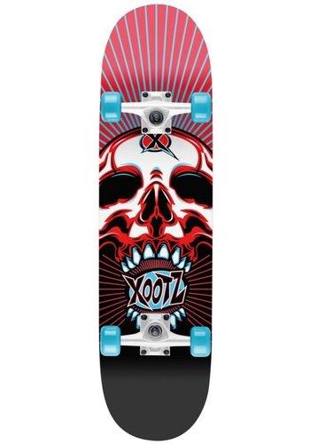 Osprey Skateboard Osprey/Xootz double: Skull 79 cm/608z (TY5759)