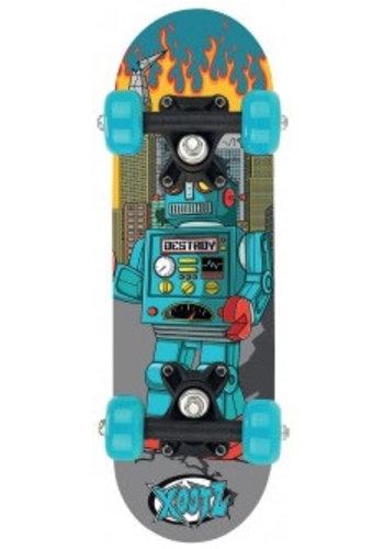Osprey Skateboard Osprey/Xootz mini: blauw 43 cm/608z (TY5755B)