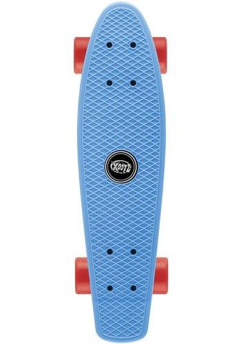 Osprey Skateboard Osprey/Xootz single: blauw 56 cm/ABEC5 (TY5722)