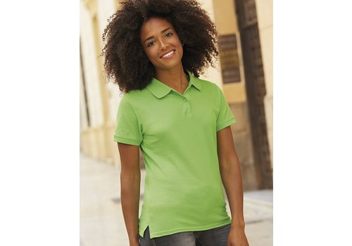 Fruit of the Loom polo shirt damesmodel