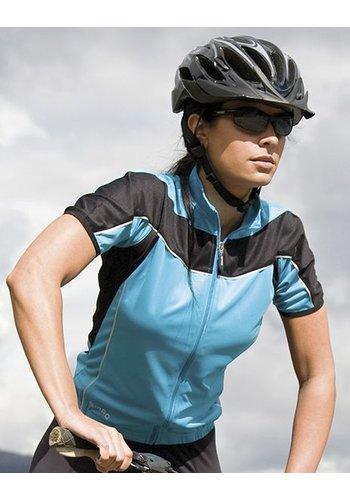 Spiro Ladies' Bike Full Zip Top