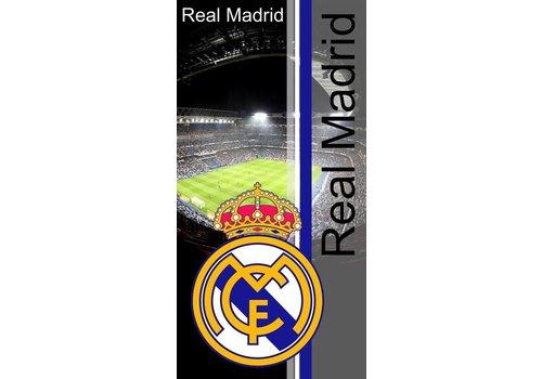 Real Madrid Badlaken real madrid stadion: 75x150 cm