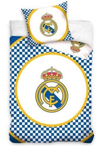 Real Madrid Dekbed real madrid checkers (RM8023): 140x200/70x80 cm
