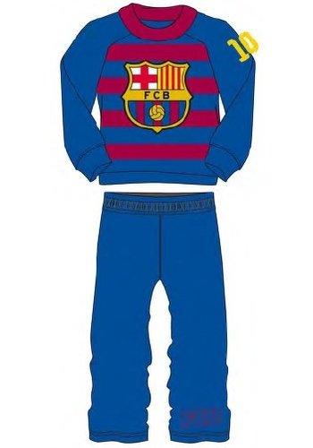 FC Barcelona Pyjama barcelona blauw/rood gestreept (FCB/130)