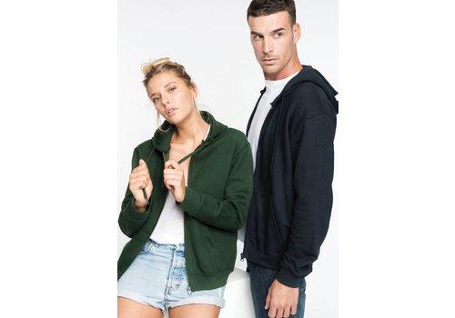 Kariban Full zip hoodie