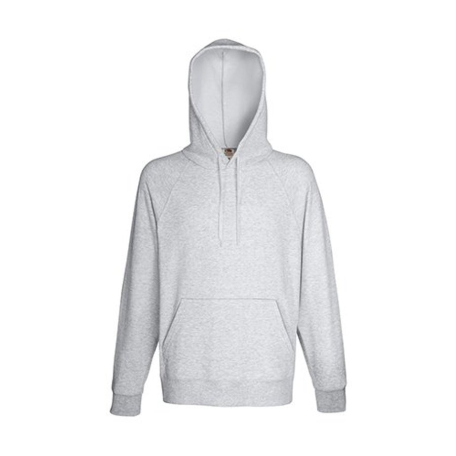 Lightweight Hooded Sweater incl naambedrukking