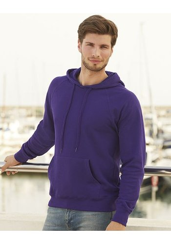 Fruit of the Loom Lightweight Hooded Sweater