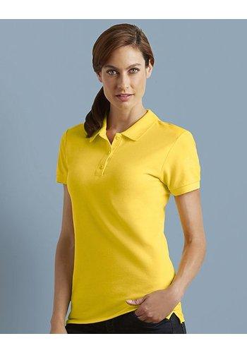 Gildan Premium Cotton Ladies' Double Piqué Polo