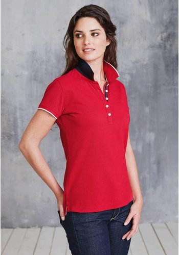 Kariban Ladies' Short Sleeve Polo Shirt