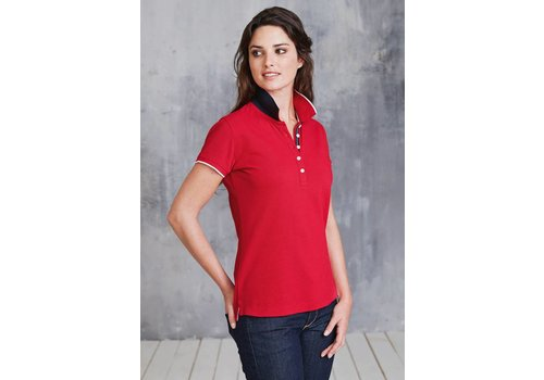 Kariban Ladies' Short Sleeve Polo Shirt
