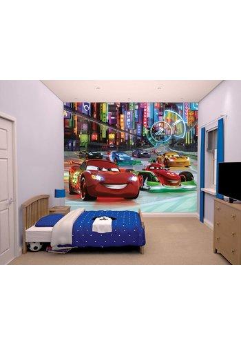 Cars Behang Cars Walltastic: 245x305 cm (44111)