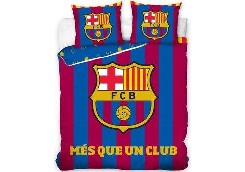 FC Barcelona Dekbed barcelona 2-persoons (FCB1029): 220x200/70x80 cm