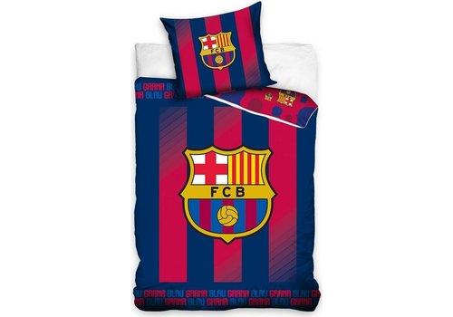 FC Barcelona Dekbed barcelona blaugrana (FCB4008): 140x200/70x80 cm