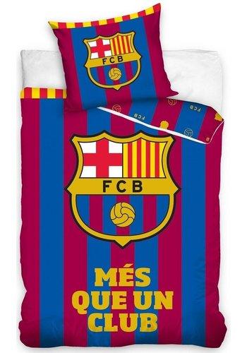 FC Barcelona Dekbed barcelona mes que (FCB1023): 140x200/70x80 cm