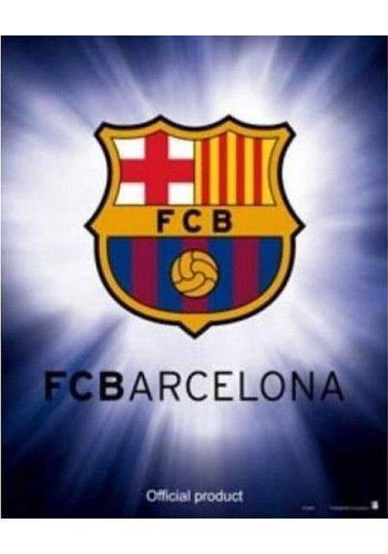 FC Barcelona Poster barcelona 40x50 cm: logo (MP0014)