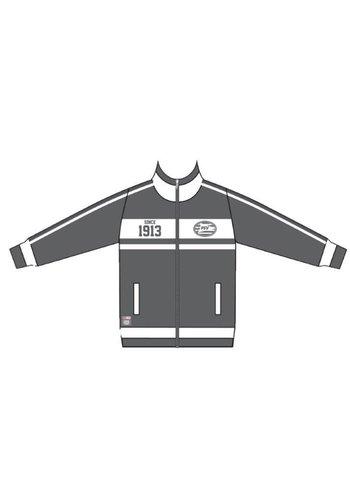 PSV Track jacket psv antraciet: since 1913