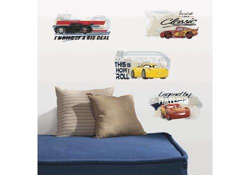 Cars Muursticker Cars RoomMates (RMK3464SCS)