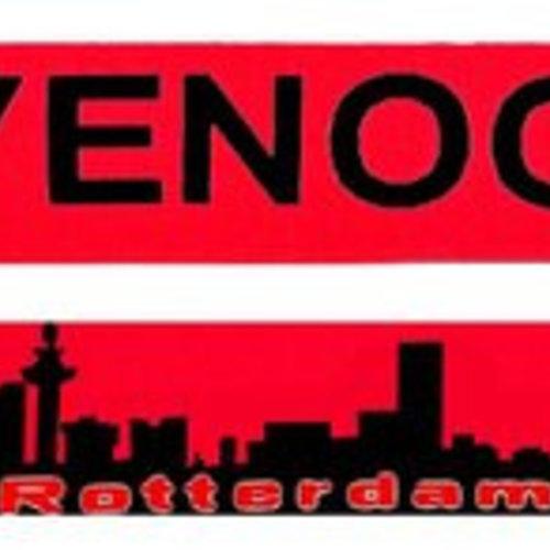 Feyenoord sjaals en vlaggen