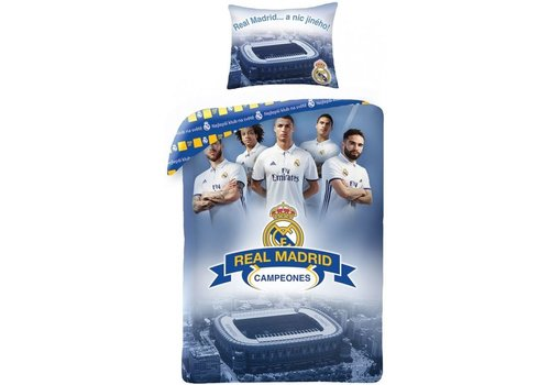 Real Madrid Dekbed real madrid spelers (RM16_3022): 140x200/70x90 cm
