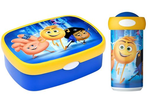 Pauzeset Emoji Mepal: schoolbeker & lunchbox (107540165366)