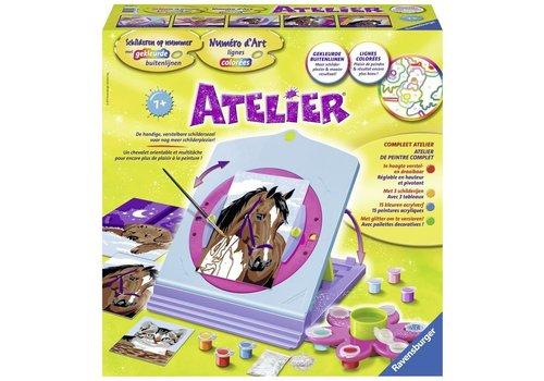 Atelier Schilderen op nummer (285273)