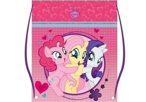 Zwemtas My Little Pony: 44x37x1 cm (185-8211)